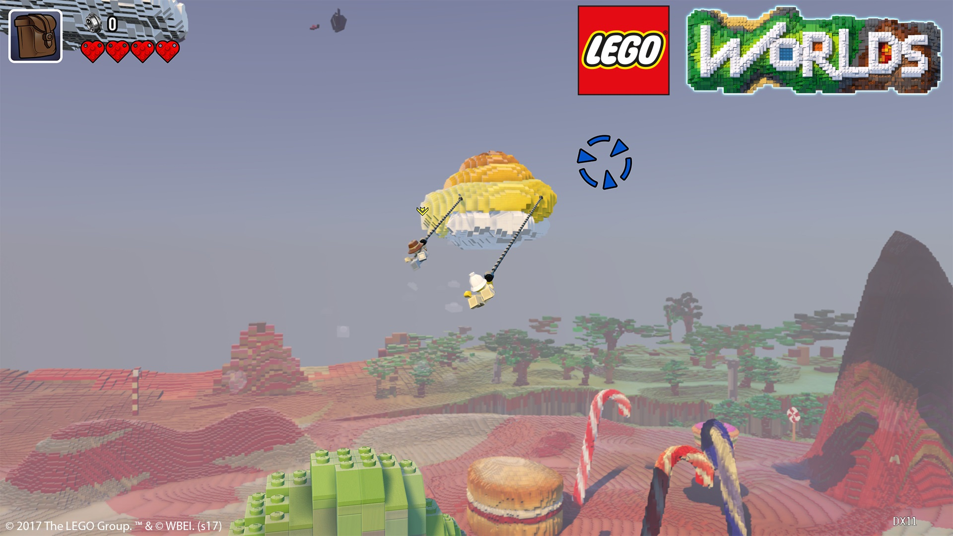 LEGO Worlds Online MP 5
