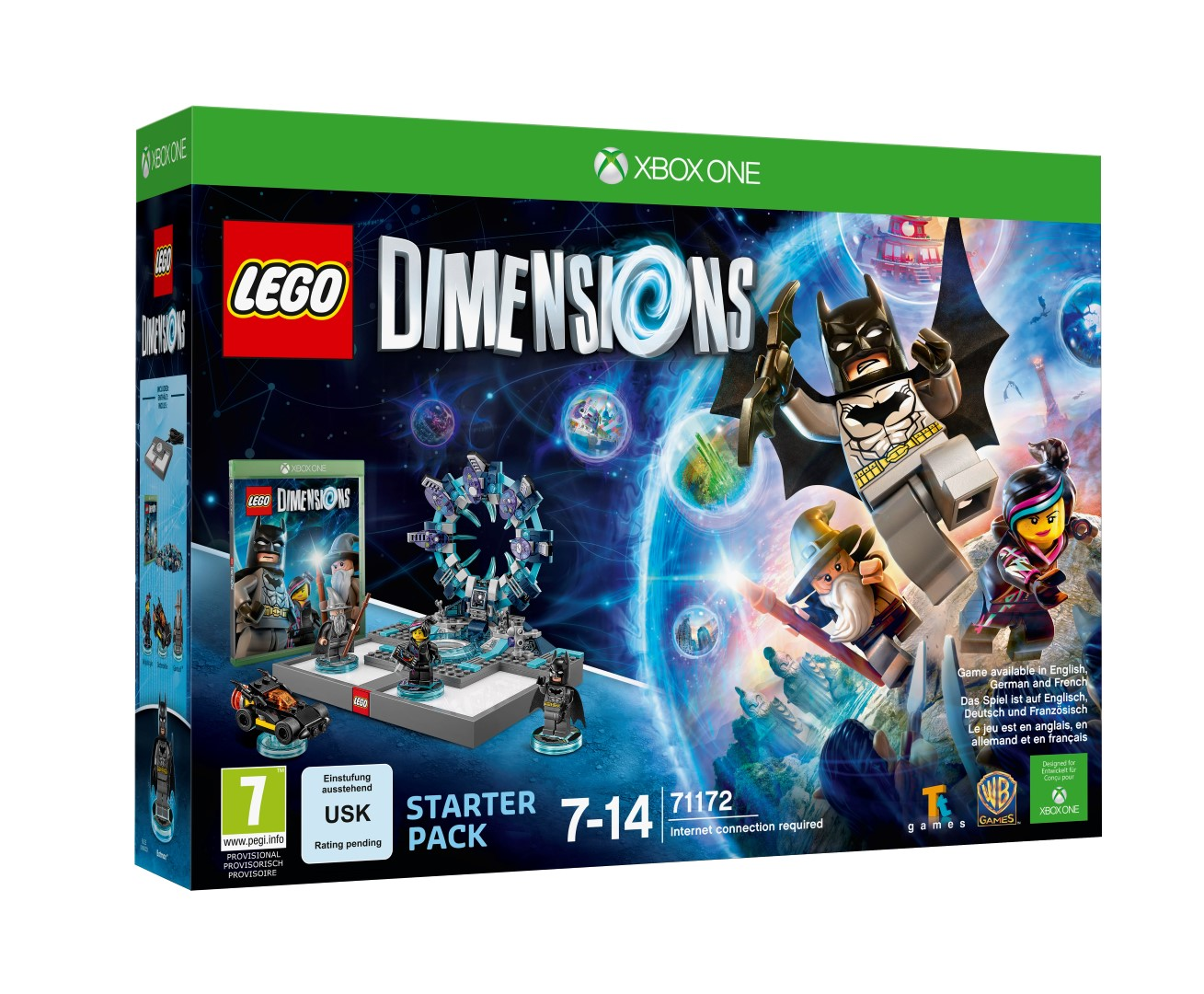 LEGO Dimensions disponibile in Italia da settembre