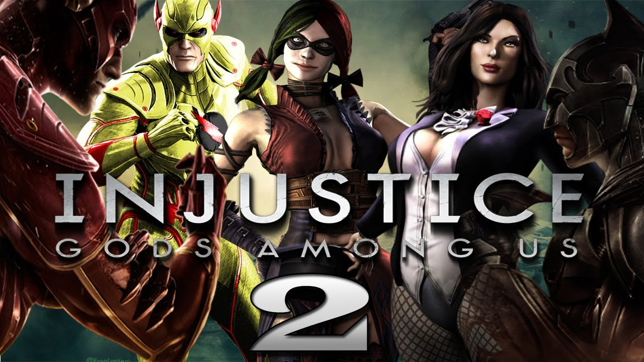 Warner Bros Entertainment ha annunciato Injustice 2