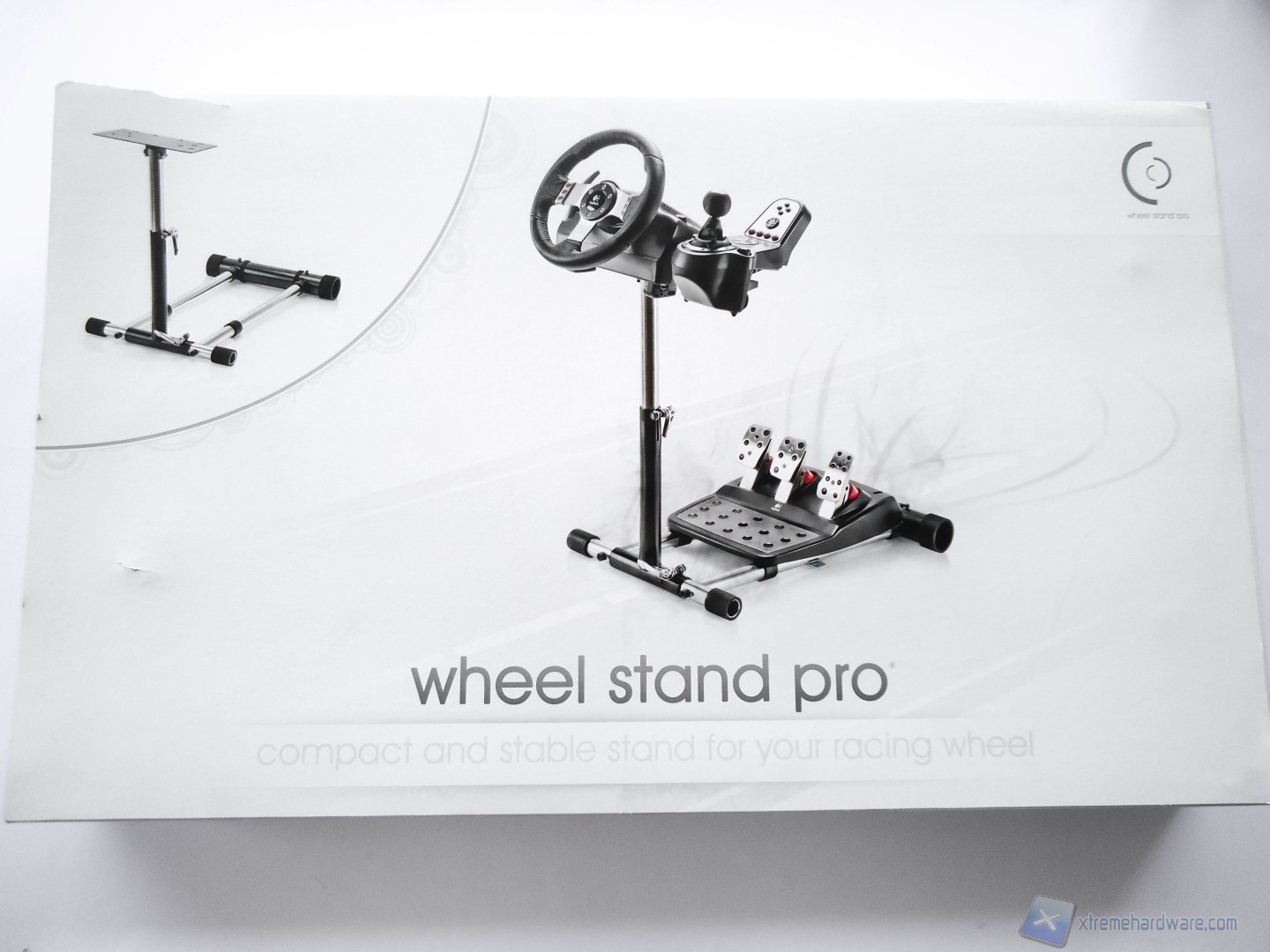 Wheel Stand Pro V2, stability at the right price