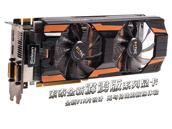 ZOTAC GeForce GTX 660 Thunderbolt 01