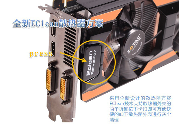 ZOTAC GeForce GTX 660 Thunderbolt 05
