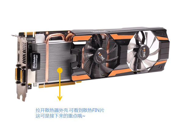 ZOTAC GeForce GTX 660 Thunderbolt 06
