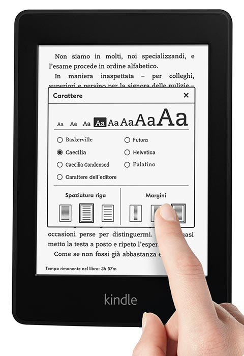 Amazon Kindle Paperwhite 01