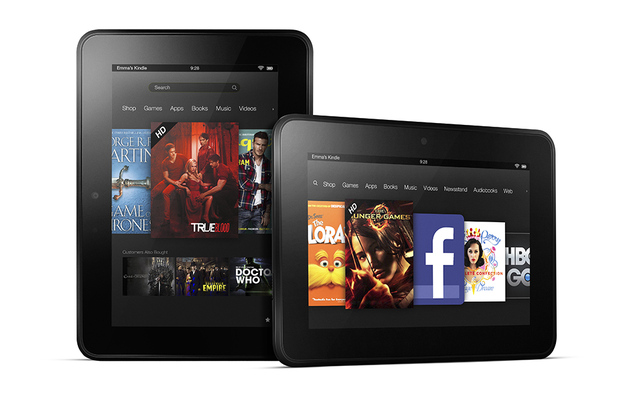 Kindle Fire HD, disponibile da oggi