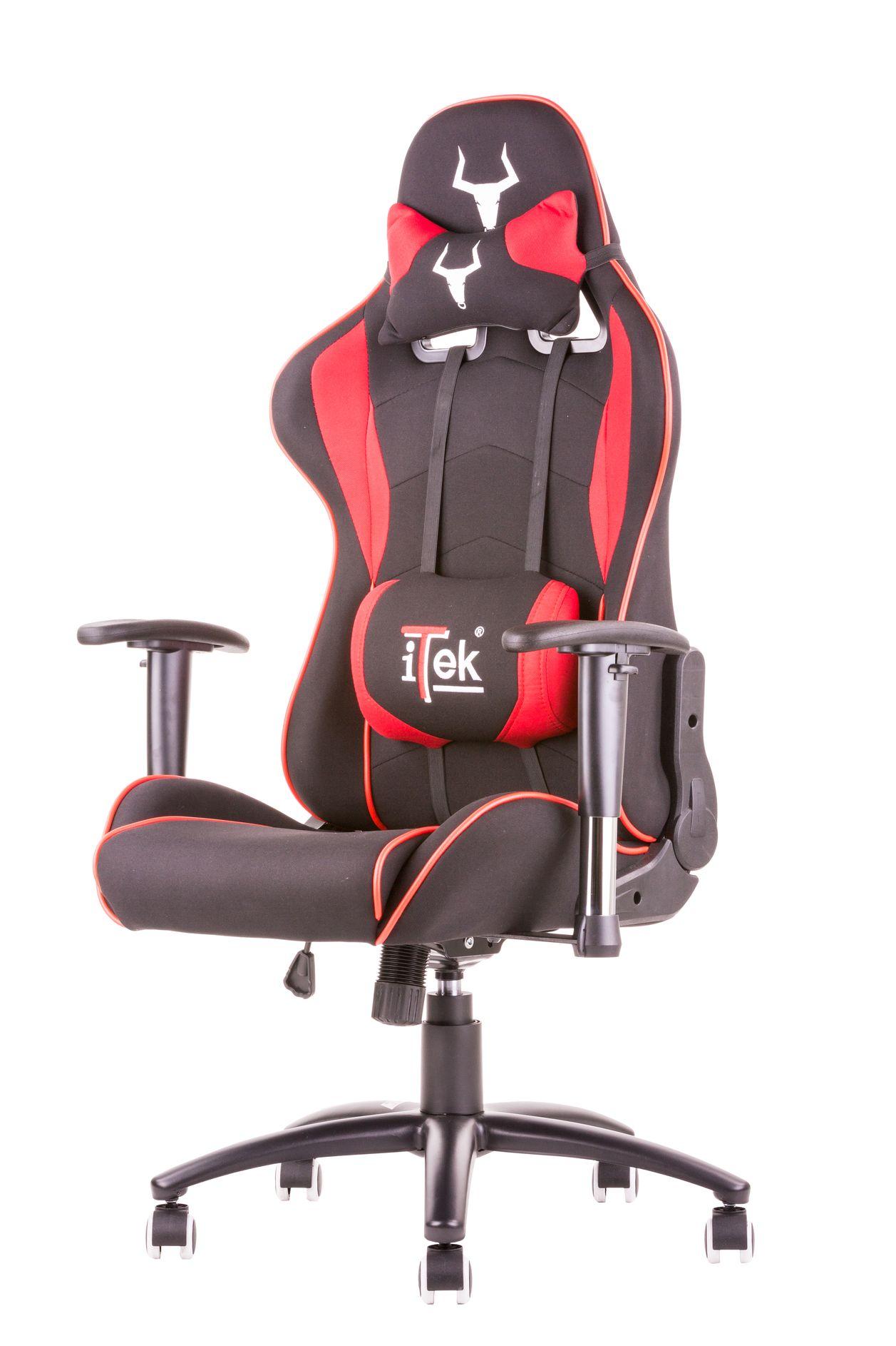 iTek rilancia sulle gaming chairs con le serie Taurus S2 e P3