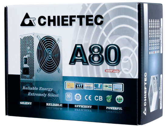 Chieftec serie A-80-1