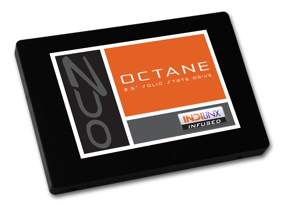 Octane SSD front