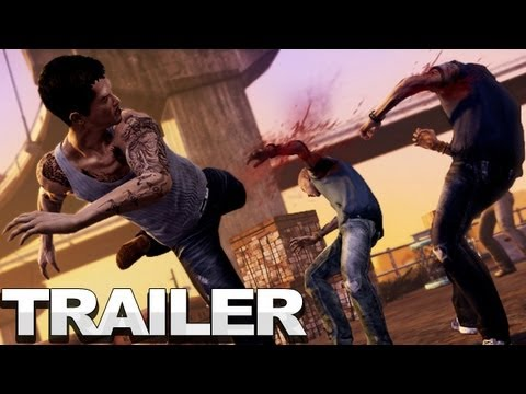 sleeping dogs gameplay highlight combat
