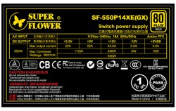 superflower_gx_550_spec